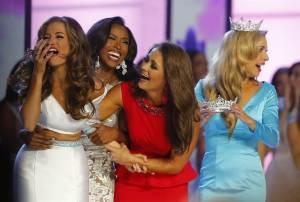 Miss Georgia wins Miss America